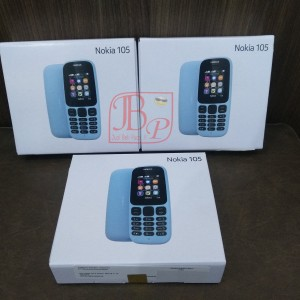 Nokia 105 Dual Sim Terbaru Tokopedia