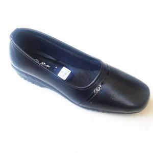 Jual Sepatu Wanita Flat Shoes Pantofel Kerja PS2 Hitam