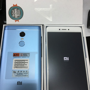 Redmi Note 4x Pro Blue 4gb 64gb Snap Dragon Bonus Tempered Glass Dan Ultra Slim Case Tokopedia