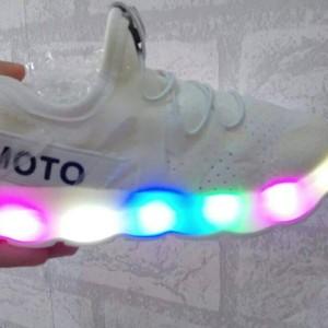 Sepatu Led Anak Sepatu Nyala Lampu Tokopedia