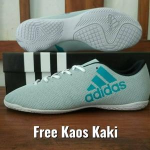 Daftar Harga Kaos Kaki Futsal Adidas Putih Lis Merah Kaos Kaki Bola ... 385f11ae94bc3