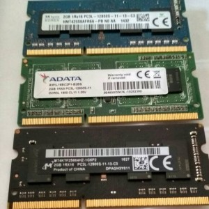 Ram Laptop 2gb Ddr3 Tokopedia