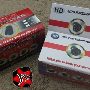 Universal Ccd Kamera Camera Mundur Mobil Kotak Led Tokopedia