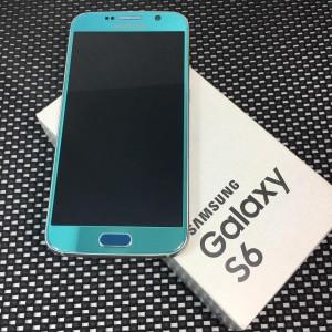 Hp Samsung S6 Flat Bekas Handphone Samsung Galaxy S 6 Flat Second Seken Tokopedia