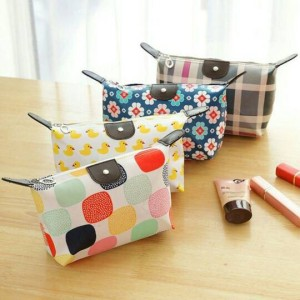Super Sale Pouch Tas Kosmetik Wanita Original Hush Puppies Tokopedia