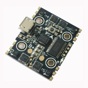OMNIBUS F3 Betaflight_3.2.0 with OSD integrated 4 IN 1 5A 1S ESC