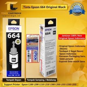 Tinta Epson L100 L110 L200 L200 L210 L220 L300 L310 Harga Satuan Tokopedia