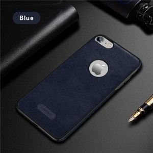 Jual Luxury Soft Case Casing IPhone 7 8 Premium Leather Shell