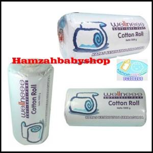 Jual SB Wellness Cotton Roll 1000gr Small Baby Tokopedia Source · Wellnes Kapas Gulung 1000gr