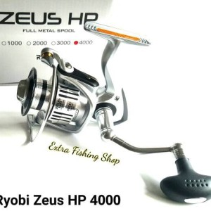 Reel Ryobi Zeus Hp 4000 Tokopedia