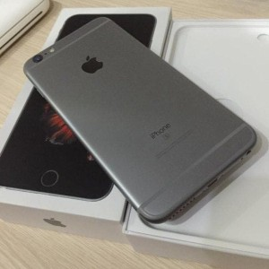 Iphone 6s Plus 64gb Gray Bonus Shining Chrome Ume Original Tokopedia