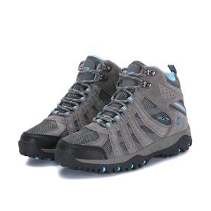 Sepatu Gunung Semi Boot Snta 432 Warna Green Orange Sepatu Hiking Pria Model Pendek Tokopedia