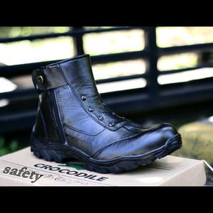 Sepatu Safety Kulit Tokopedia