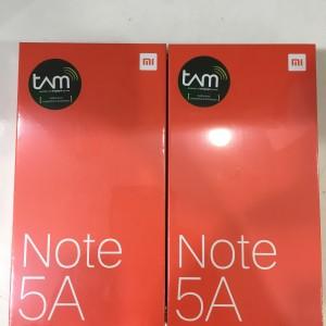 Xiaomi Redmi Note 5a Garansi Resmi Tam Tokopedia