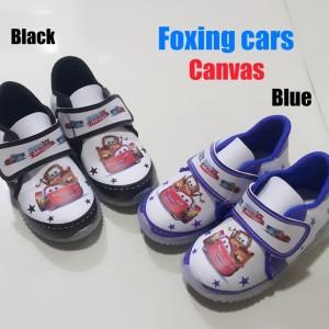 Sepatu Anak Laki Laki Foxing Rajut Spark Sk303 Tokopedia