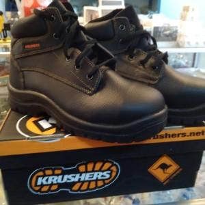 Sepatu Safety Krusher Dallas Tokopedia