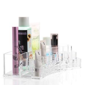 Tempat Lipstik Akrilik Kosmetik Organizer Tokopedia