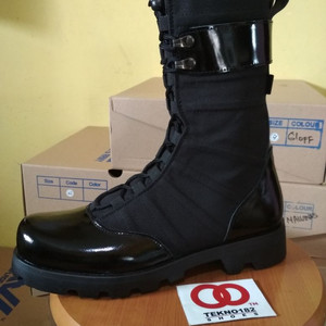 Sepatu Pdl Ninja Hitam Tokopedia