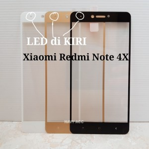 Xiaomi Redmi Note 4 X Ram 4gb 64gb High Eidition Black Tokopedia