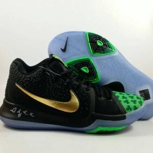 Jual Sepatu Basket Nike Kyrie 3 Shamrock Celtics Black Green Hitam Hijau a8cc767f2b