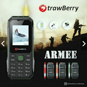 Strawberry Armee Tokopedia