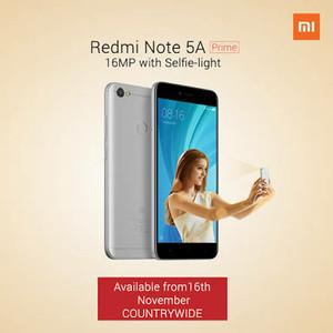 Xiaomi Redmi Note 5a Prime Ram 4gb Internal 64gb Grey Garansi Distributor Tokopedia