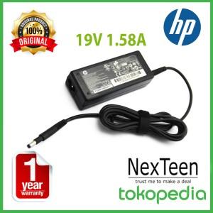 Original Adaptor Charger Hp Mini 19 5v 2 05a Tokopedia