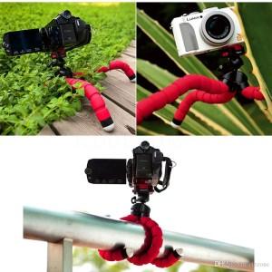 Tripod Mini Lentur Untuk Semua Jenis Hp Kamera Tokopedia