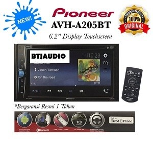 Pioneer Avh A205bt Harga Promo Tokopedia