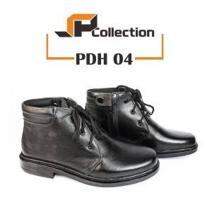 Jual TERSEDIA BIG SIZE 46-47 Sepatu Pantofel PDH 04 bahan kulit sapi asli dfc9ef51b8