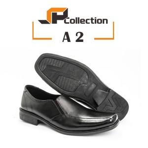 Sepatu Pantofel Kulit Asli Sepatu Kantor Tokopedia