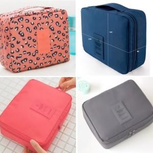 Genatravel Kosmetik Travel Pouch Bag Organizer Tas Multifungsi Tokopedia