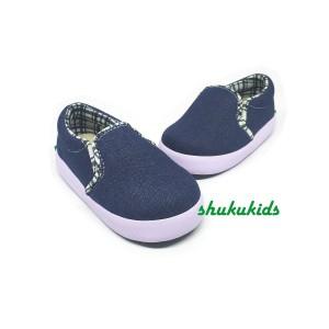 Sepatu Slip On Anak Laki Original Hitam 31 36 Tokopedia
