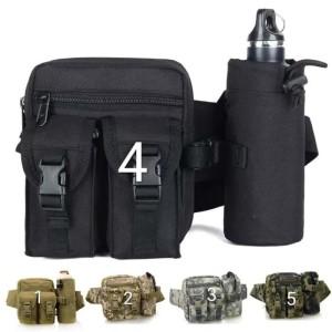 Tas Pinggang Hp Army 726 Multifungsi Tas Gadget Botol Tokopedia