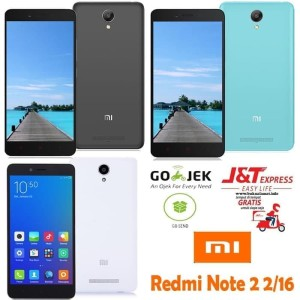 Xiaomi Redmi Note 2 Ram 2gb Rom 16gb Garansi Distributor 1 Tahun Tokopedia