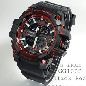 Jam Tangan Sport G Shock Ga500 Blackgold Tokopedia