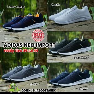 Sepatu Adidas Neo Running Tokopedia