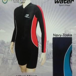 Clear Water Baju Renang Wanita Lds005 Tokopedia
