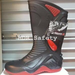 Sepatu Safety Boot Ap Motto 2 Tokopedia