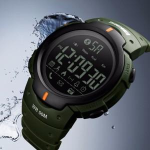 Smartwatch Bluetooth Waterproof Canggih Bluetooth Jam Tangan Skmei Original Tokopedia