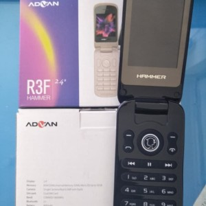 Hp Flip Advan R3f Garansi Resmi Advan Tokopedia