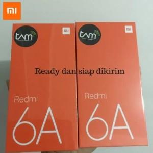 Xiaomi Redmi 6a Ram 2 16 Gb Tam Bkn Repack Tokopedia