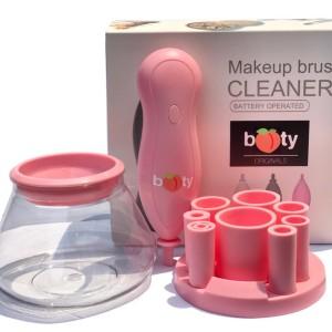 Electric Makeup Brush Cleaner Pembersih Kuas Kosmetik Elektrik Tokopedia