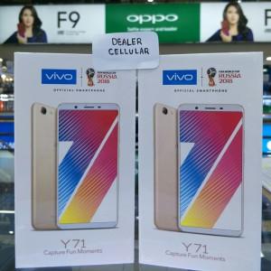 Vivo Y71 Ram 2gb Internal 16gb Garansi Resmi Vivo Indonesia 1 Tahun Tokopedia