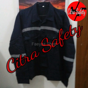 Baju Safety Lengan Panjang 04 Tokopedia