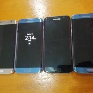 Samsung S7 Edge Fullset Mulus Spec Mantap Harga Bersahabat Tokopedia