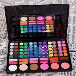 Mac Palette 78 Color No 3 Eyeshadow Kosmetik Pallete Mac Palet Tokopedia