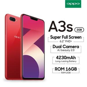 Smartphone Oppo A3s 2gb Tokopedia