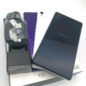 Hp Sony Experia Bekas Z2 Big Docomo Handphone Sony Xperia Z 2 Second Murah Tokopedia