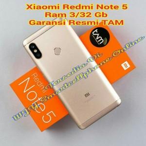Xiaomi Redmi 5 Ram 3 Internal 32gb Tokopedia